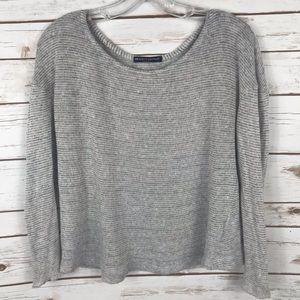 BRANDY MELVILLE light wool blend sweater one size